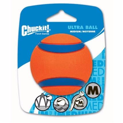 Chuckit žoga Ultra, M