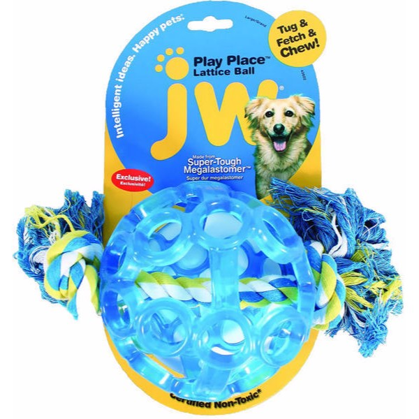 JW žoga z vrvjo Lattice, S