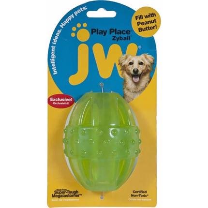 JW ovalna žoga Zyball, S