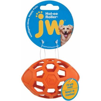 JW jajčasta mrežasta žoga, S