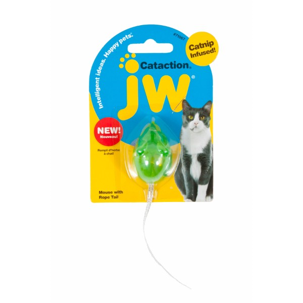 JW miš z zvončkom in repom