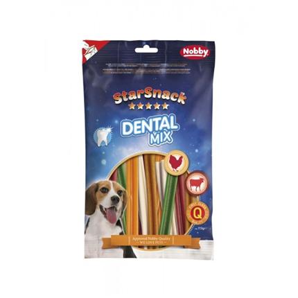 Nobby Starsnack Dental Mix - 113 g