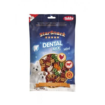 Nobby Starsnack Mini Dental Mix - 113 g