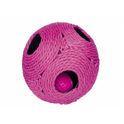 Nobby žoga v žogi iz vrvi - 12 cm