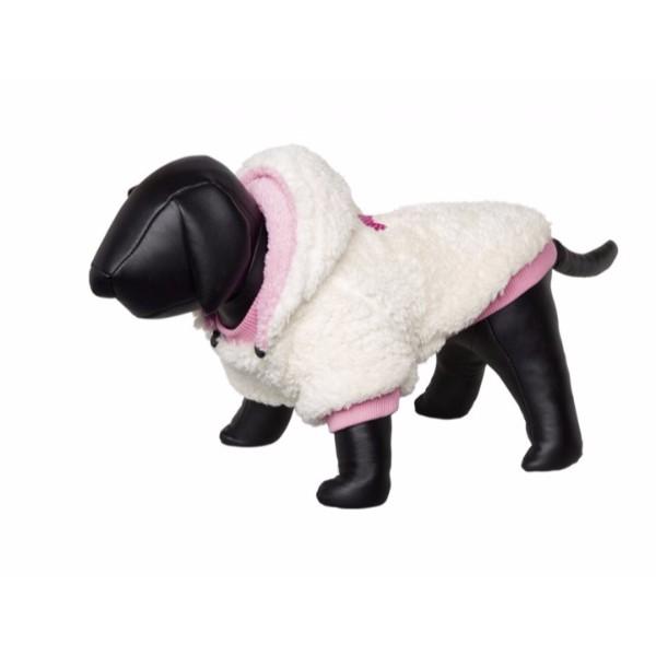Nobby plašč Teddy, roza 23 cm