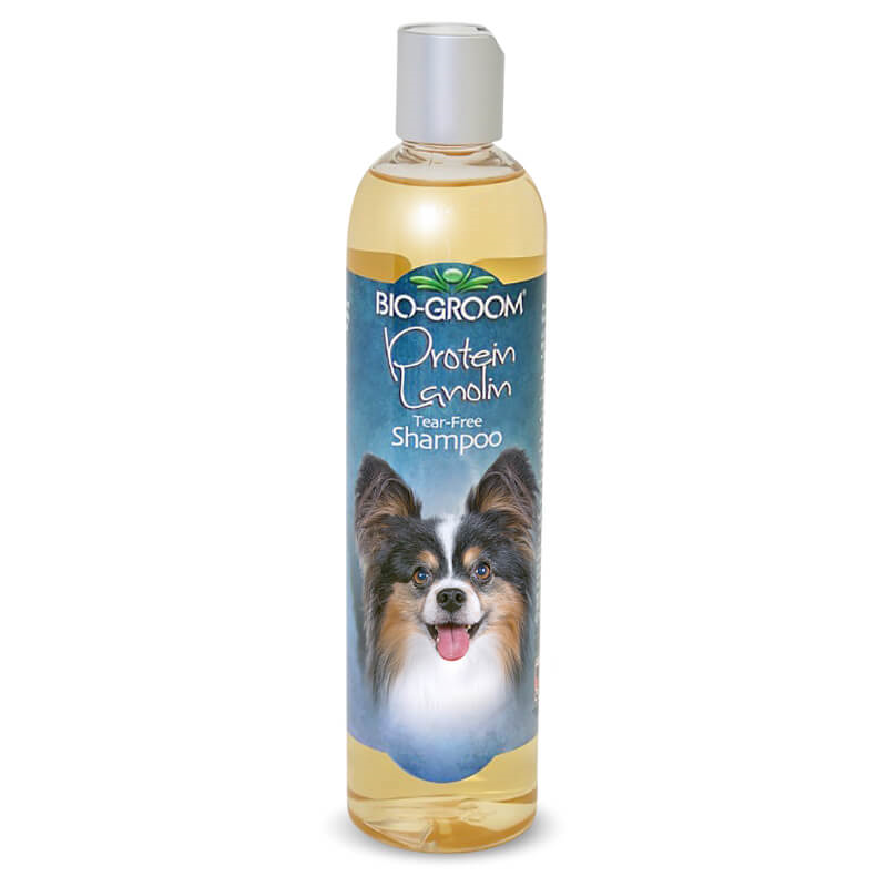 Bio-Groom Protein Lanolin vlažilni šampon - 355 ml