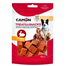 Camon Treat & Snack kocke kunčjega mesa - 80 g