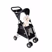 Camon voziček za pse Walk'n Roll, črn