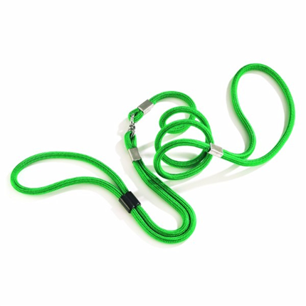 Camon razstavni povodec, rdeč/moder/zelen/črn - 120 cm