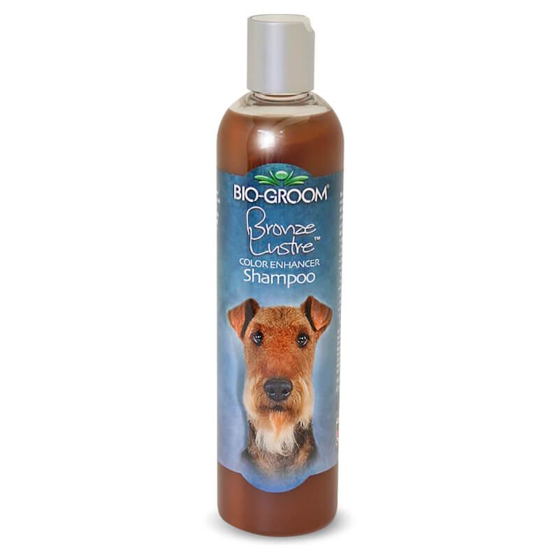 Bio-Groom Bronze Lustre šampon za rdečkasto dlako - 355 ml