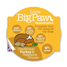 Little Big Paw alu posodica - puran in zelenjava 8 x 85 g