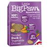 Little Big Paw alu posodica - raca in zelenjava 7 x 150 g
