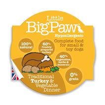 Little Big Paw alu posodica - puran in zelenjava