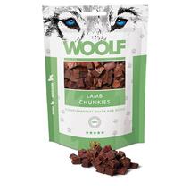 Woolf priboljški - koščki jagnjetine - 100 g