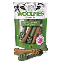 Woolfies priboljški Dental Brush, M - 200 g