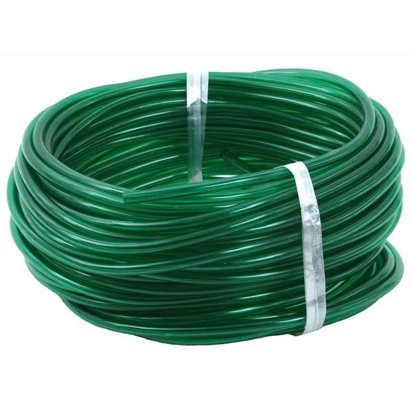 Marina cev za zrak, zelena - 4/6 mm (cena za m)