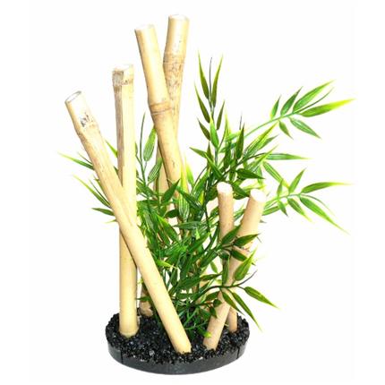 Sydeco dekor Bamboo Garden Black Style