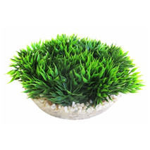 Sydeco dekor Medal-Shaped Green Moss