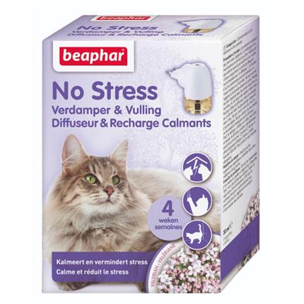 Beaphar No Stress električni razpršilec za mačke - 30 ml