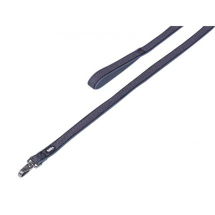 Nobby povodec Classic Preno Royal – črn - 120 cm