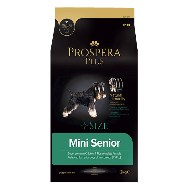 Prospera Plus Mini Senior 3 x 2 kg