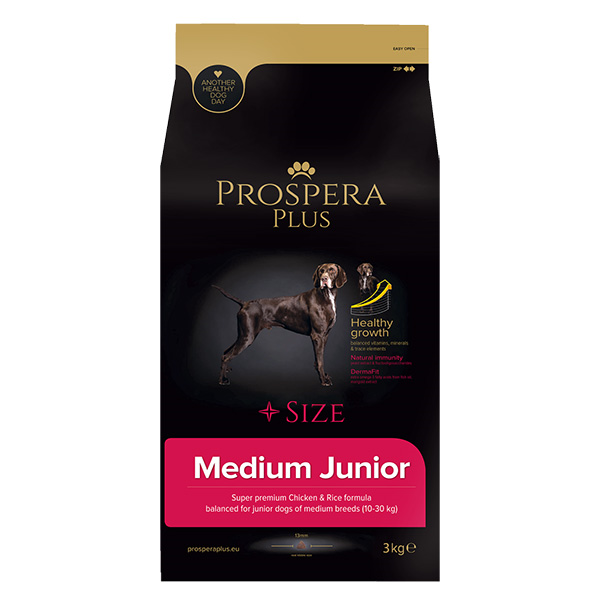 Prospera Plus Medium Junior 2 x 15 kg