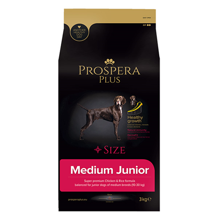 Prospera Plus Medium Junior