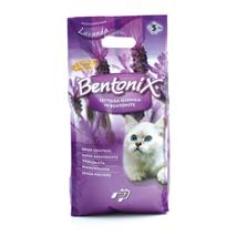 Bentonix posip za mačje stranišče, sivka