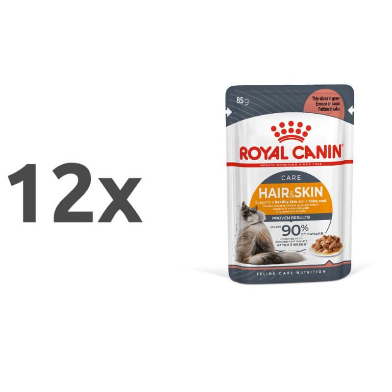 Royal Canin Adult Intense Beauty - žele 12 x 85 g