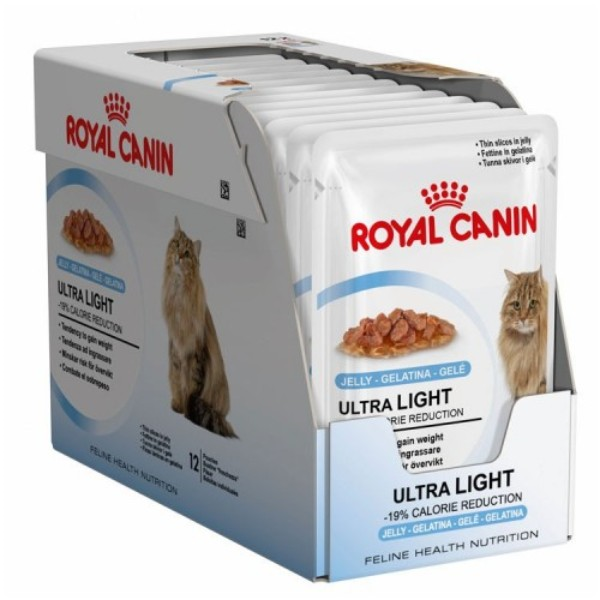 Royal Canin Adult Light - žele 12 x 85 g