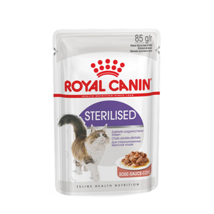 Royal Canin Sterilised - omaka