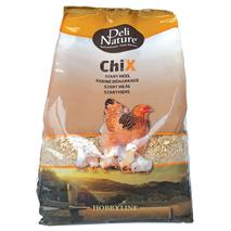 Deli Nature Chix drobno mleta mešanica za piščance kokoši - 4 kg