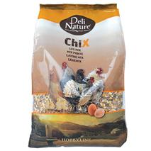 Deli Nature Chix grobo mleta mešanica s peleti za kokoši - 4 kg