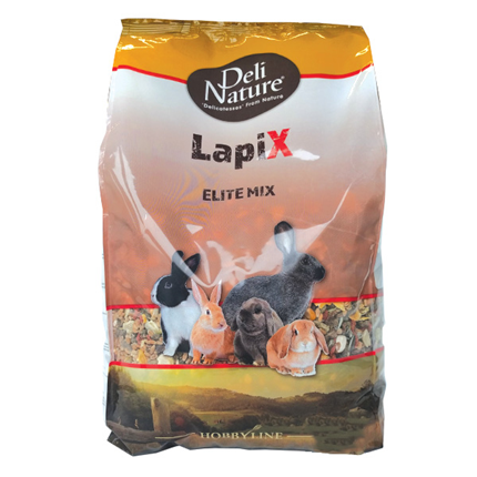 Deli Nature Lapix mešanica za kunce - 4 kg