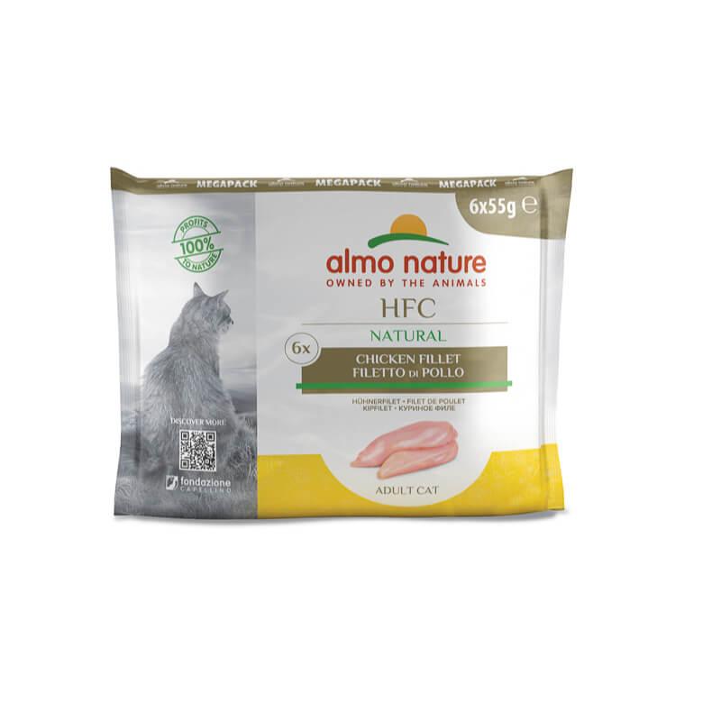 Almo Nature HFC Classic - piščančji file - 55 g 6 x 55 g