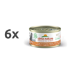 Almo Nature HFC Natural – piščanec in sir – 70 g 6 x 70 g