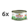 Almo Nature HFC Natural – pacifiški tun – 70 g 6 x 70 g