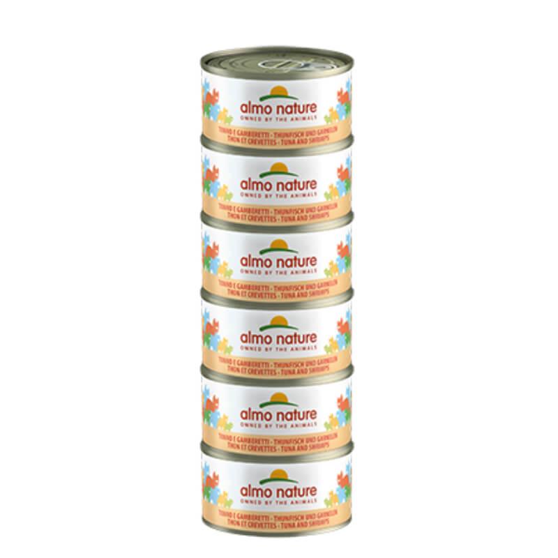 Almo Nature Legend – tuna in rakci – 70 g 6 x 70 g