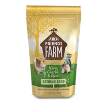 Tiny Friends Farm pesek za činčile - 1 kg