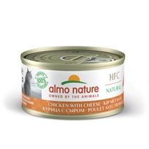 Almo Nature HFC Natural – piščanec in sir – 70 g