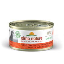Almo Nature HFC Legend – piščanec in bučke – 70 g