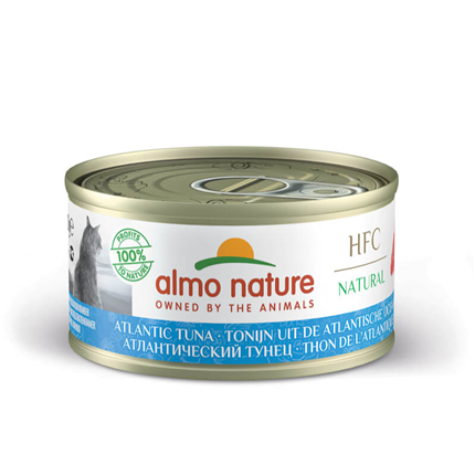 Almo Nature HFC Natural – atlantski tun – 70 g