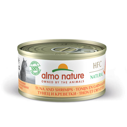 Almo Nature HFC Natural – tuna in rakci – 70 g