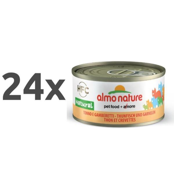 Almo Nature Legend – tuna in rakci – 70 g 24 x 70 g