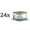 Almo Nature HFC Cuisine – tuna, piščanec in sir – 70 g 24 x 70 g