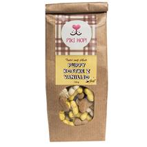 Piki Hop piškoti za pse Puppy kostke z vanilijo - 120 g