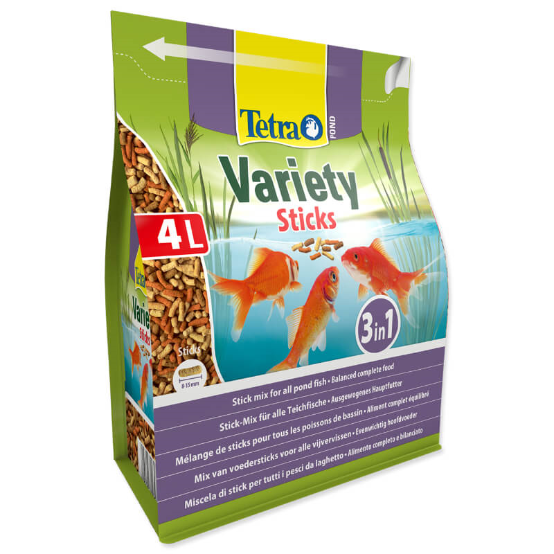 Tetra Pond Variety Sticks - 4 l