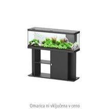 Aquatlantis akvarij Style LED 80, črn - 80 x 35 x 40 cm (102 l)