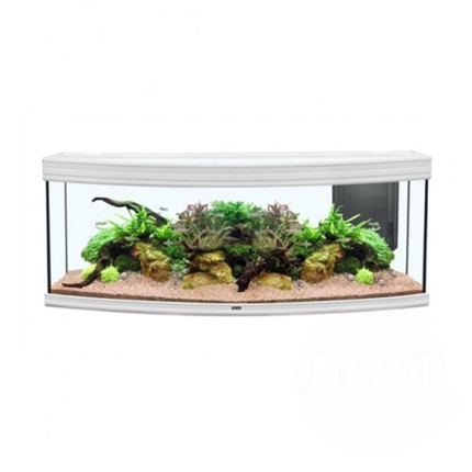 Aquatlantis akvarij Fusion Horizon LED 150, bel - 150 x 55 x 60 cm (463 l)