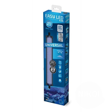 Aquatlantis luč Easyled Universal, Deep Blue - 438 mm, 15/24 W